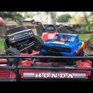 Kyosho Rampage Outlaw